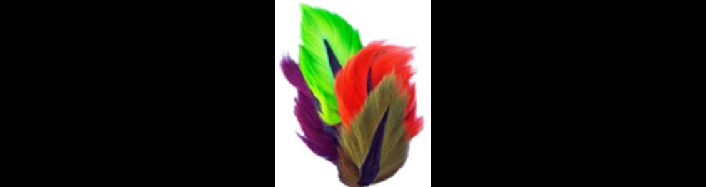 Deer Hair & Bucktail